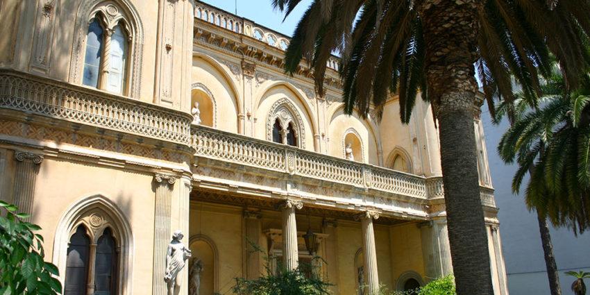 Villa Monteleone in TV con Braccialetti Rossi 3